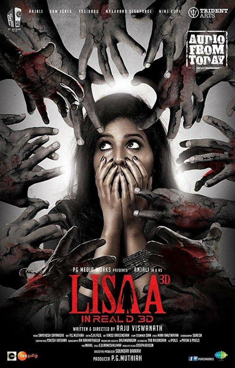 Lisaa (2019) Dual Audio 720p UNCUT HDRip [Hindi ORG + Tamil] ESubs Free Download