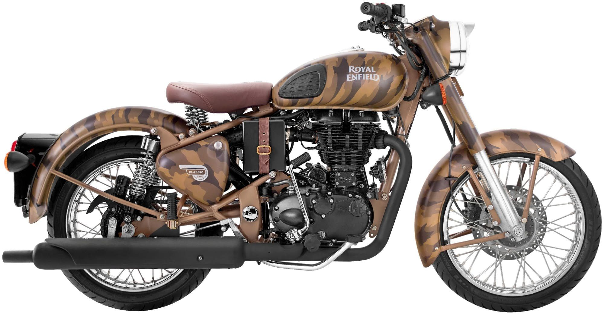 How Royal Enfield Became The Top Selling Big Bike In The World