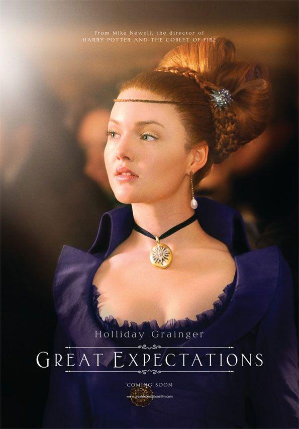 La nueva versión cinematográfica de \'Grandes Esperanzas\' presenta un ...