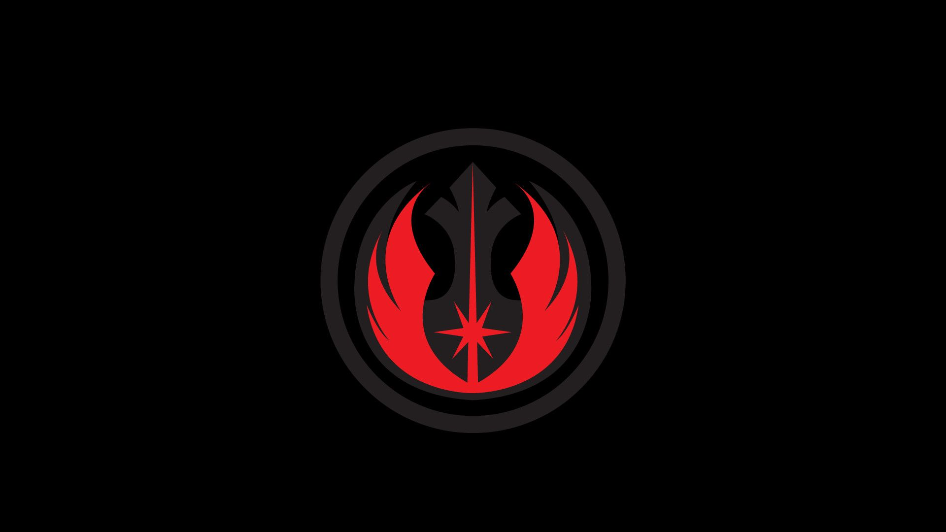 1920x1080 Wallpaper Of My Friends Favourite Star Wars Logos
