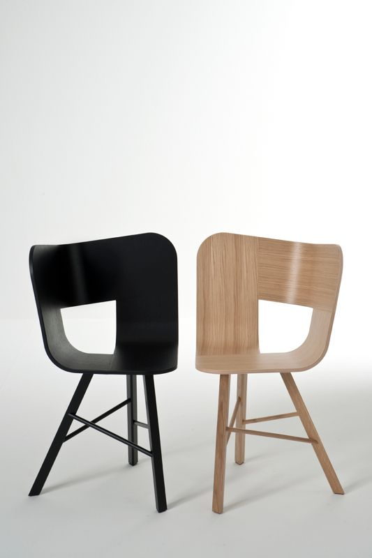 Tria Wood chair by Lorenz/Kaz for Italian design label Colé | Design ...
