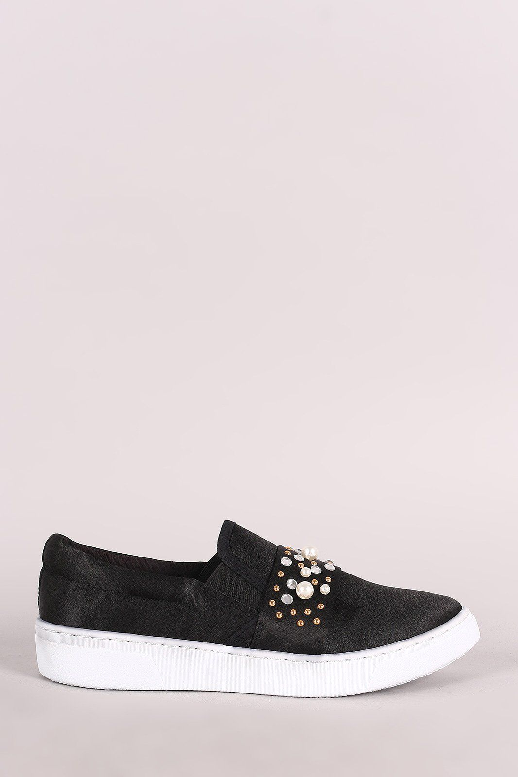 Slip-On Sneaker For Women By Qupid  Shop Women's Fashion Lovely Stylish Smooth