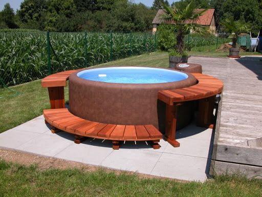 Softub Whirlpools Garten Pinterest Garten