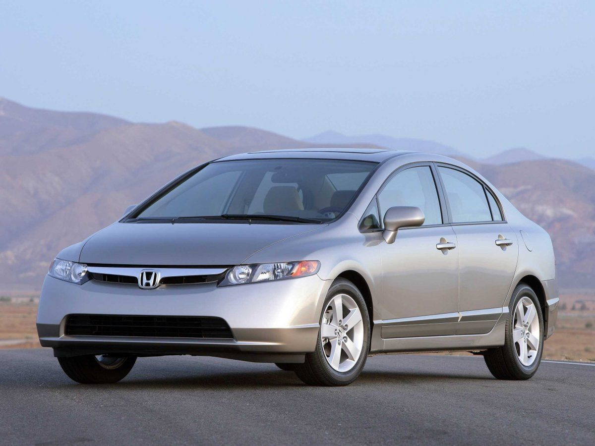 The 15 Best Used Cars For First Time Drivers Our New Project 2006 Honda Civic Hybrid Engine 2001 Present Sedan