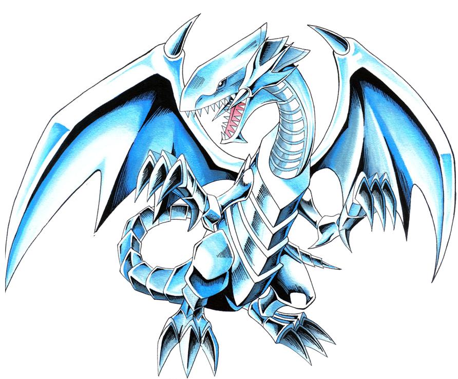 Yugioh Blue Eyes White Dragon Google Search White Dragon Dragon Drawing Black Dragon