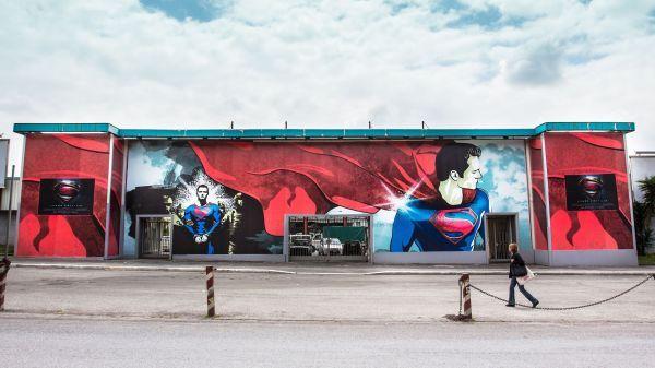 MURALES ROMA - Cerca con Google MURALES OF ROME Pinterest - murales con fotos