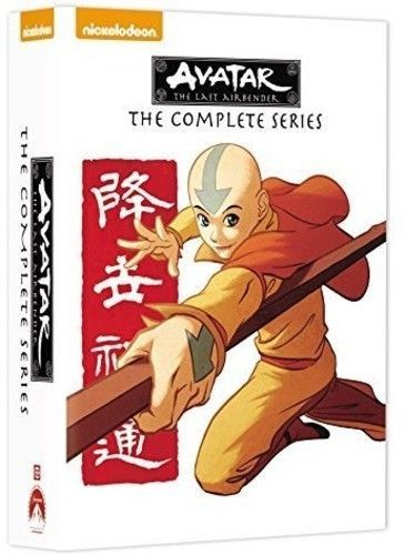 Details About Avatar The Last Airbender The Complete Series New