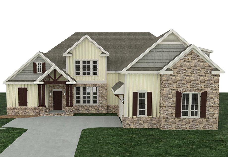 Home Builder In Augusta Ga Idk Homes