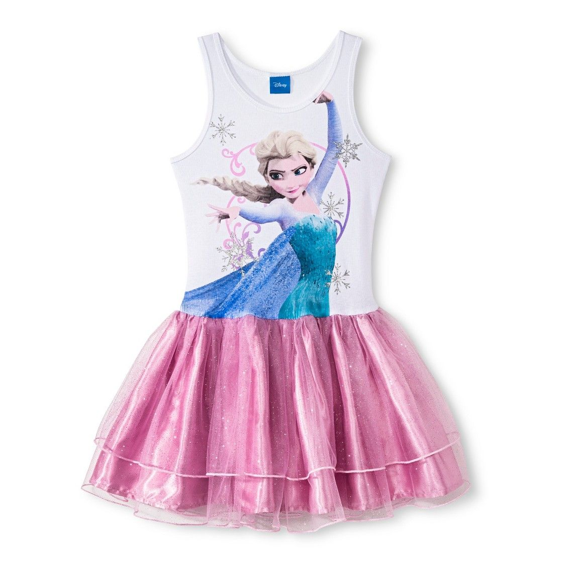 Disney Frozen Girls\' Tulle Dress from Target | All About Disney ...