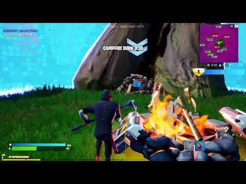 Fortnite Creative Survival Maps Pin On Gaming