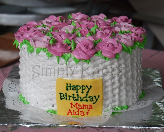 A Mother S Home Journal Boiled Icing 2 Icing Happy Birthday Mama Recipe Fr