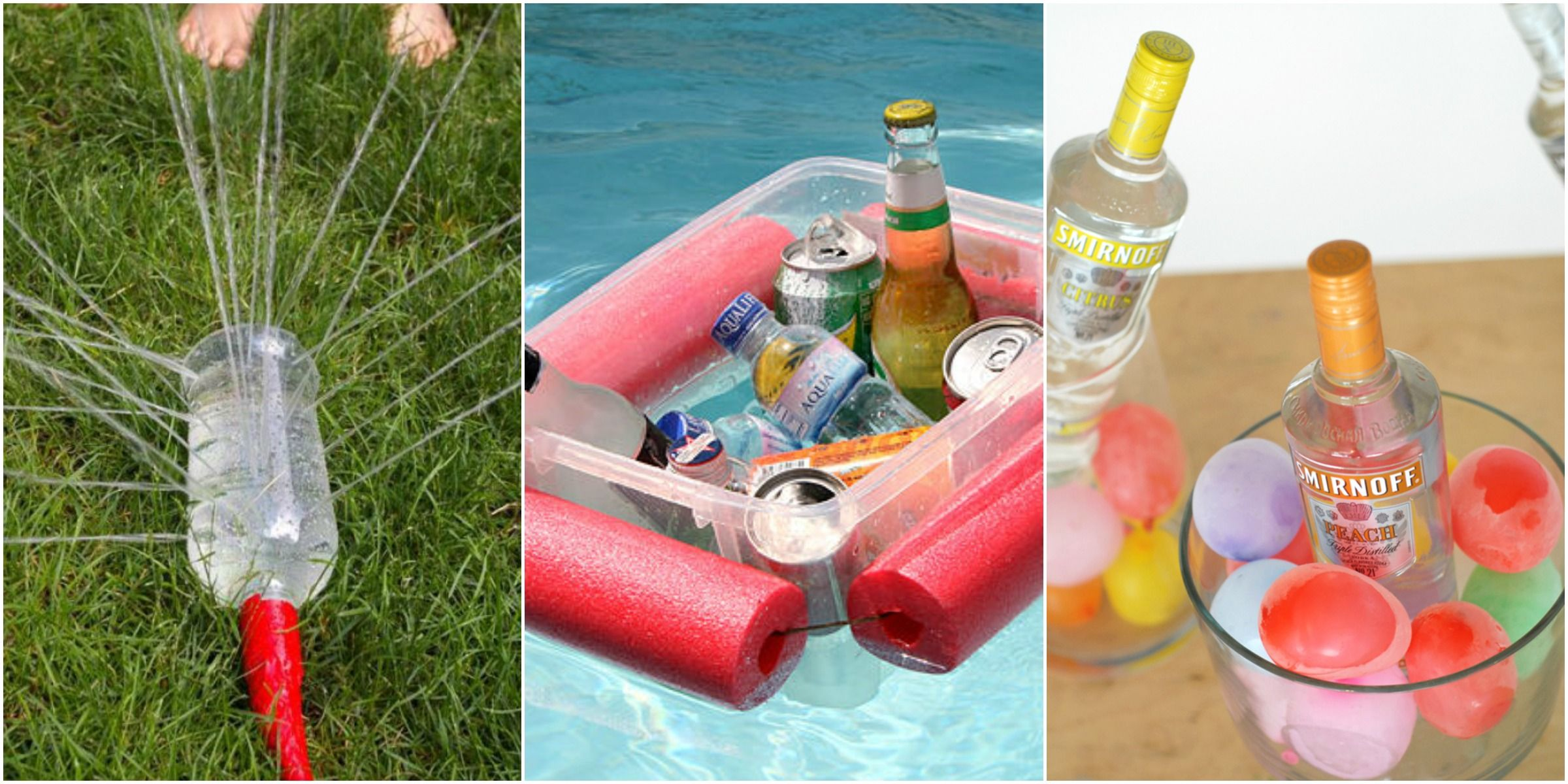 12 Clever Ideas to Help You Beat the Hot Summer Heat