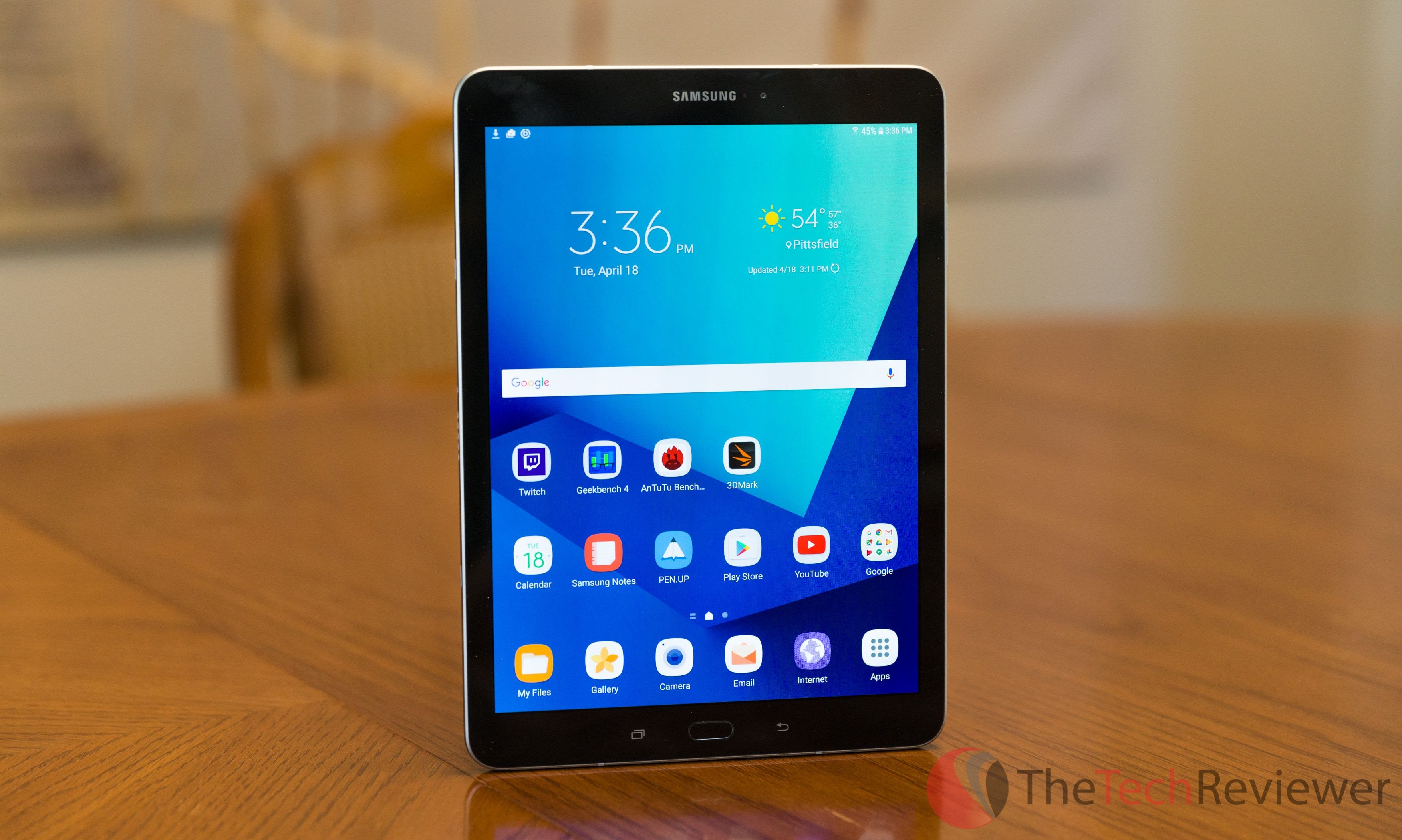 Samsung Galaxy Tab S3 Review The First Hdr Ready Android Tablet Samsung Galaxy Tablet Tablet Galaxy