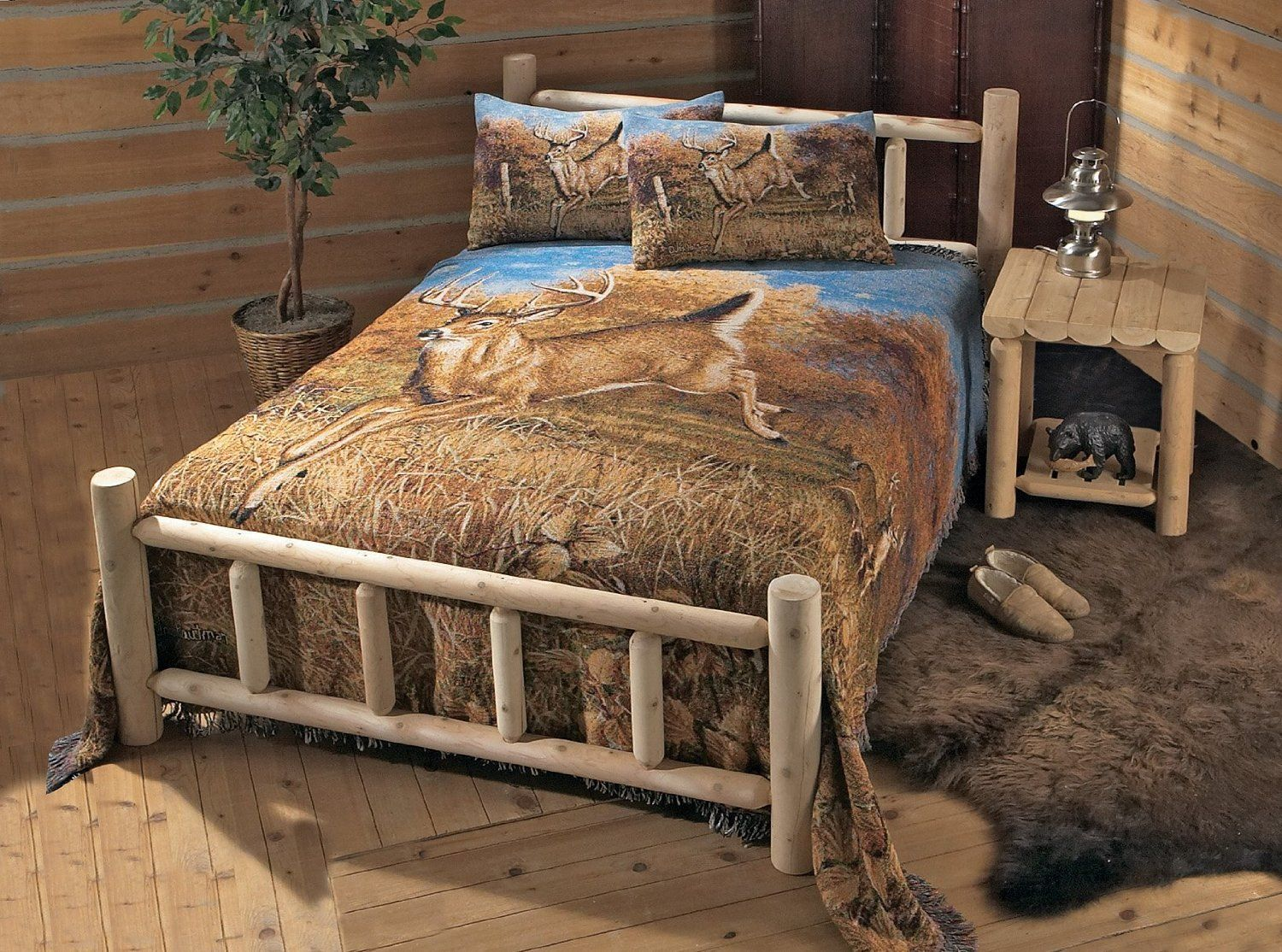 Sophisticated Country Style With Country Bedding Sets Decoracao