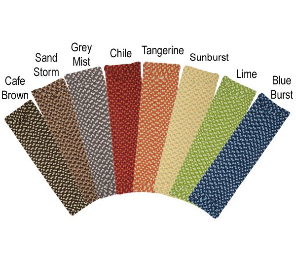 Outdoor Carpet Stair Treads - Multi-Color | Whose house is this ...