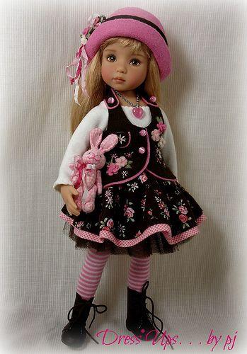 Semi Sweet Treat for Effner Little Darlings   Flickr - Photo Sharing!