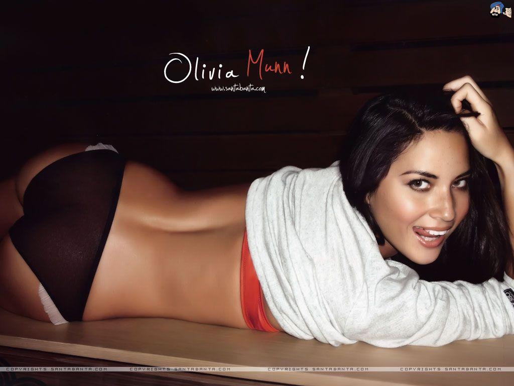 Olivia Munn Butt