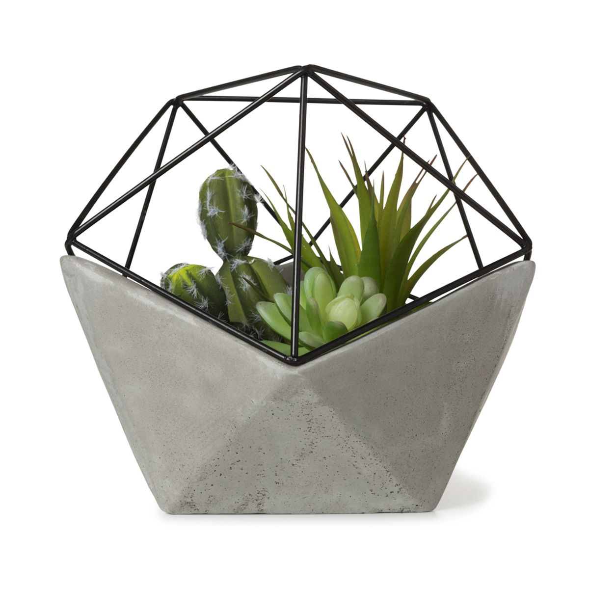 Geo Wire Terrarium | Kmart | Living | Pinterest | Terraria, Geo and ...