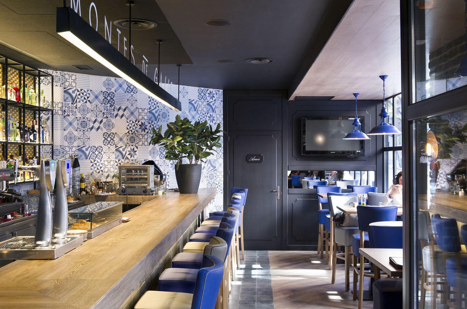 Montes De Galicia - Picture gallery #architecture #interiordesign #restaurant