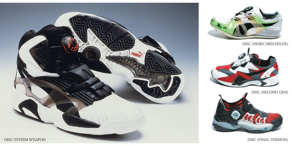 Puma Disc System Weapon | Sneakers nike, Sneakers, Air