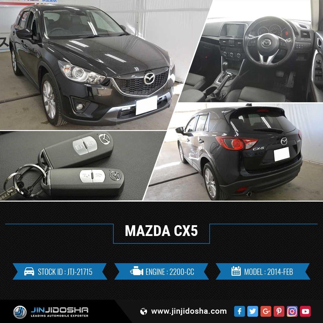 We Have Your MAZDA CX5! JinJidoshaJapan Japan