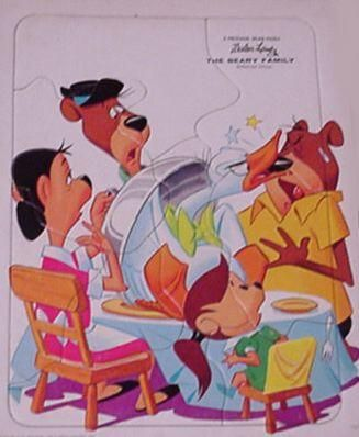 The Beary Family Cartoons 2 Dvd Set 25 Episodes Rare For 10 99 On Sell Com Family Cartoon Cartoon Family Movies