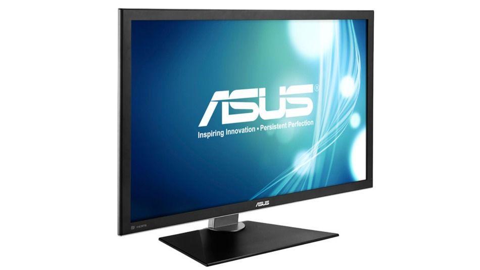Asus New 31 5 Inch 4k Beast Makes 30 Inch Monitors Look Puny Asus Monitor Lcd Monitor