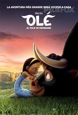 Ver Ole El Viaje De Ferdinand 2017 Online Latino Hd Pelisplus Peliculas Infantiles De Disney Peliculas De Comedia Peliculas Completas Hd
