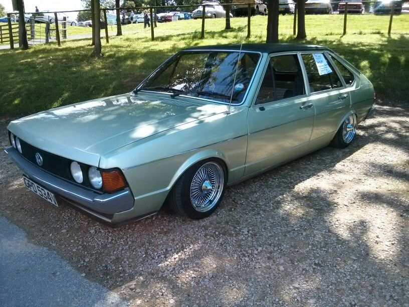 Slammed VW Passat Estate With Hydraulics Cool Cars Pinterest - Cool cars hydraulic