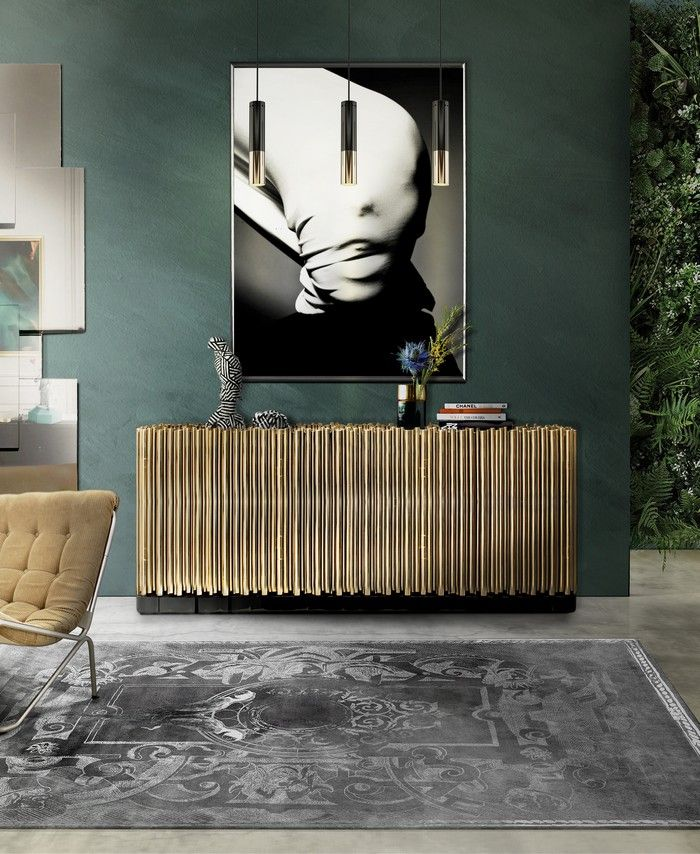 Limited Edition Sideboard Designs by Boca do Lobo Living room