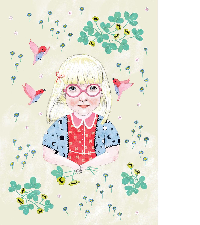 Emily taylor illustration assorted illustration