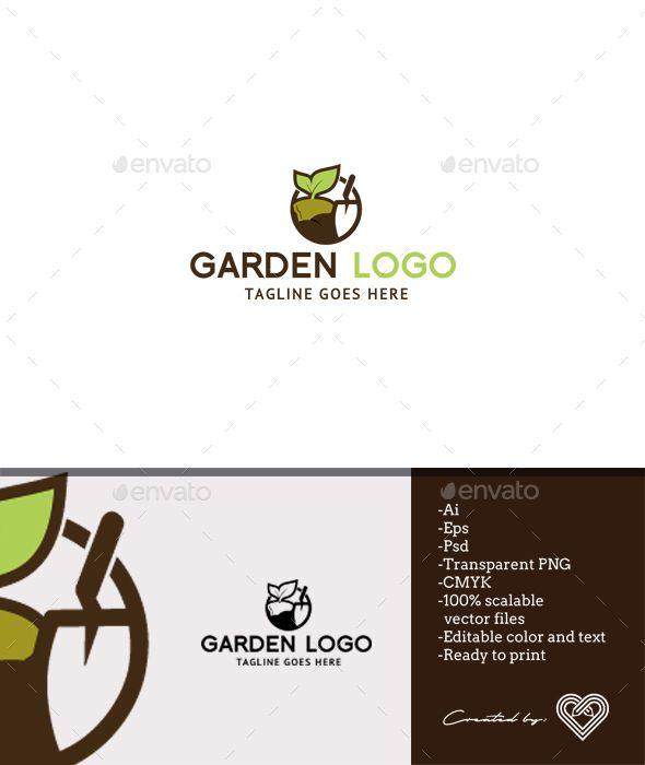 Garden Logo Logotip