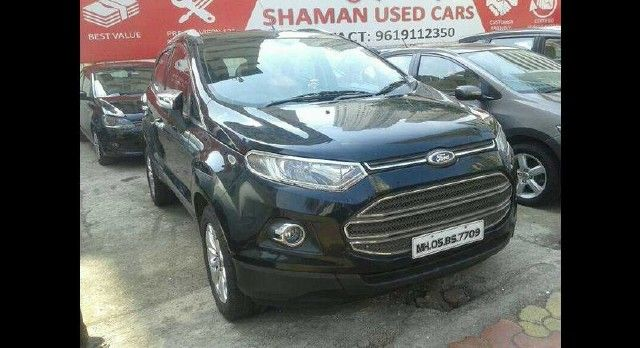 Used 2013 Ford Ecosport 2013 2015 Titanium 1 5 Tdci D1229282 For Sale In Mumbai Carwale Used Ford Ford Ecosport Cars For Sale