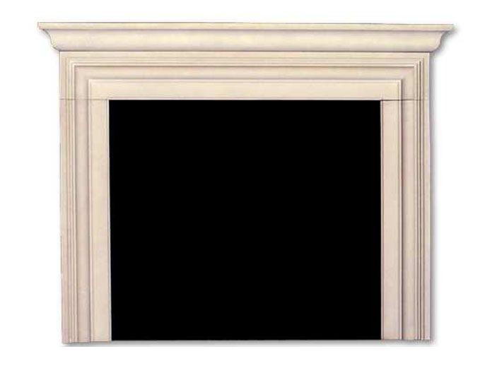 Cast Stone Fireplace Mantel Surrounds | Precast Mantels Fireplaces ...