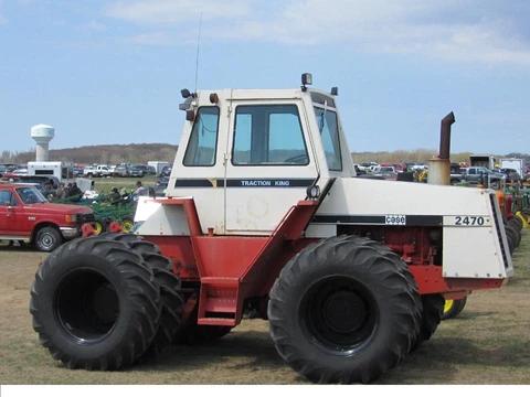 Case 2470 Tractor Service Repair Manual 9 75275 Tractors Repair Manuals Case Ih