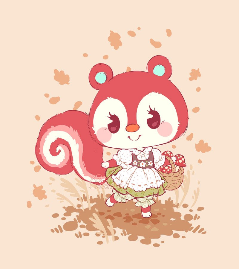 Celesse On Twitter Animal Crossing Fan Art Animal Crossing Villagers Animal Crossing Game