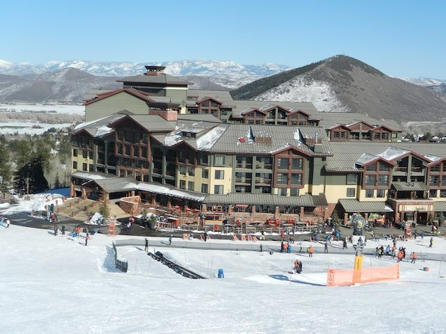canyons resort park city with kids - Canyons Resort Hotels