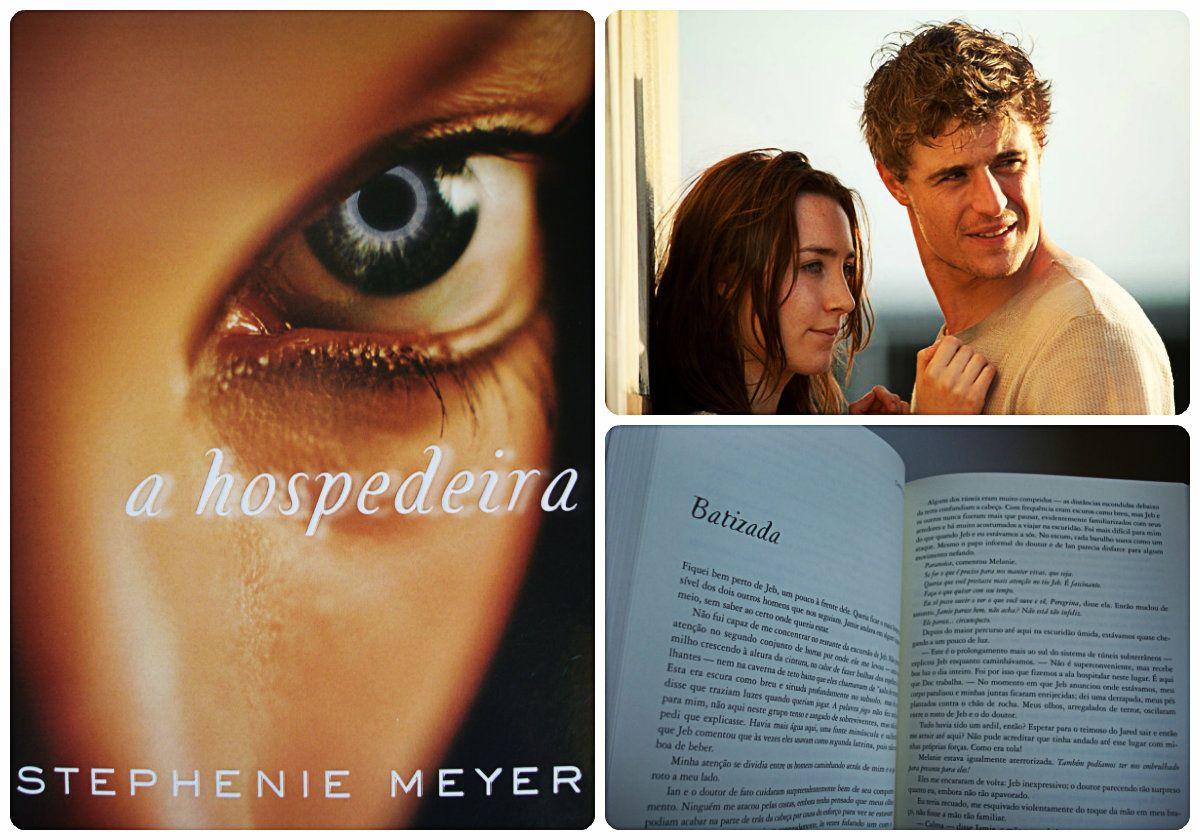 A Hospedeira Stephenie Meyer Www Amoraliteraria Com Br A