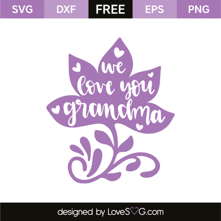Download We love you grandma | Cricut, Cricut cards, Christmas words