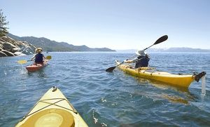 Two Hour Kayak Adventure For Two Or Four From Mountain Valley Guides Up To 52 Off Kayak Tours Kayaking Kayak Adventures