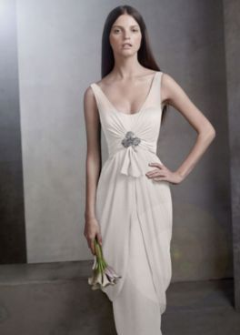 Long Bridesmaid Dresses - David's Bridal