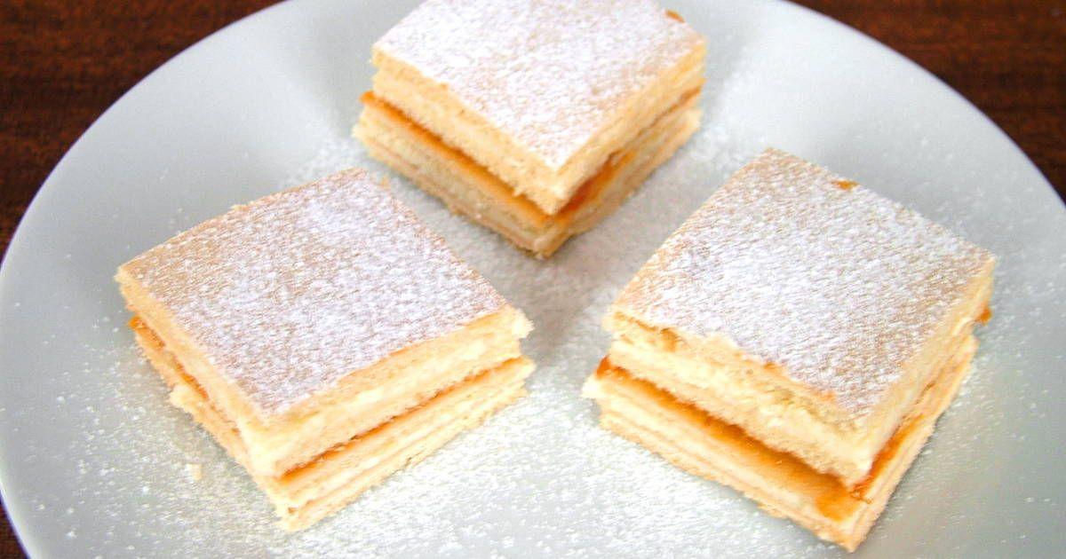 Mennyei Mézes krémes recept! Klasszikus magyar édesség, karácsony nincs is nélküle, de bármikor elfér. ;)