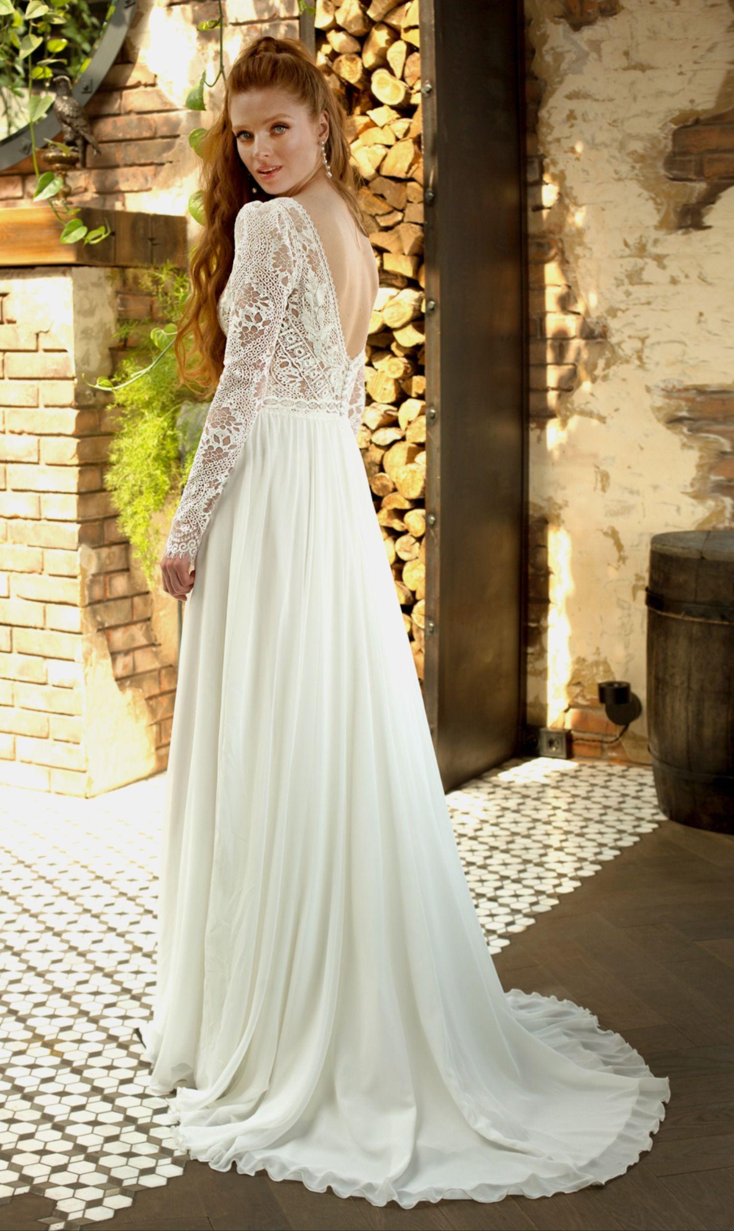 Lizet Wedding Dress Boho Bohemian Collection Wedding Dresses Buy Wedding Dress Simple Elegant Wedding Dress [ 2517 x 1500 Pixel ]