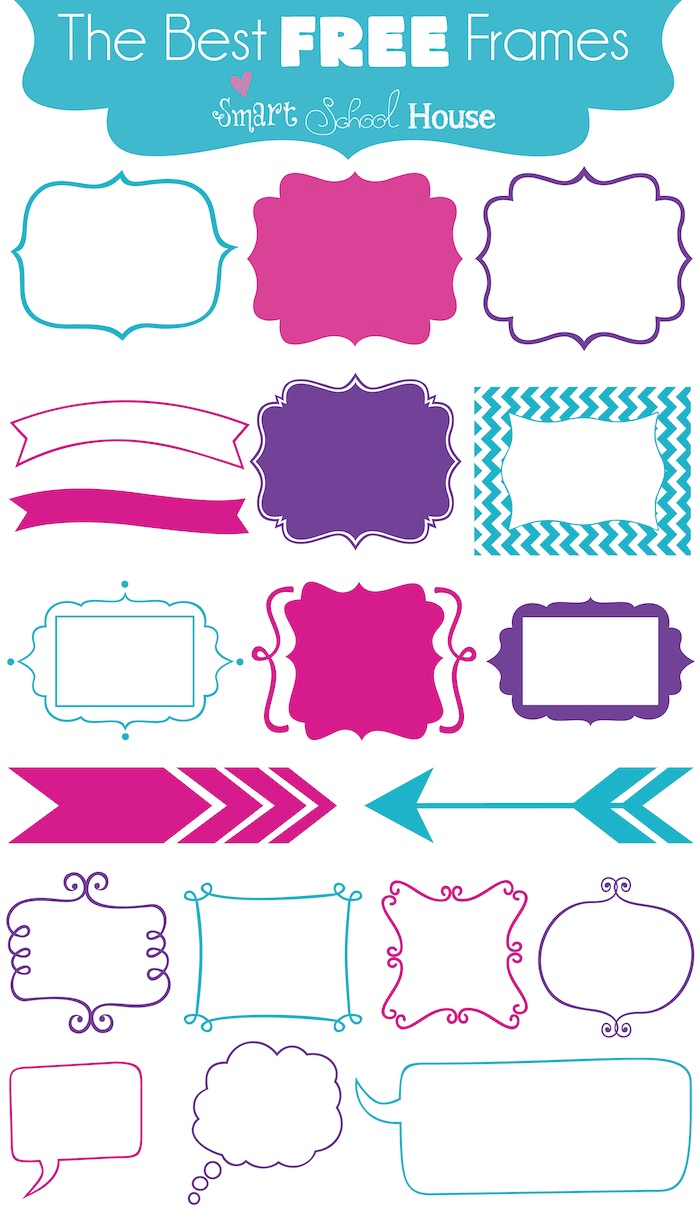 free frames to download for your blog business u0026 blog toolbox
