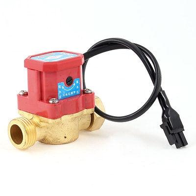 "12.87$  Buy here - http://alipc5.shopchina.info/go.php?t=32712059847 - ""11.11 Free Shippinng 21mm 1/2"""" PT Male Thread 90W Pump Flow Sensor Liquid Water Heater Switch""  #aliexpress"
