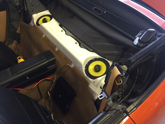 Rear Subwoofer Panel Mazda Mx5 Mk1 Pinterest Rear Speakers Mazda And Mazda Miata