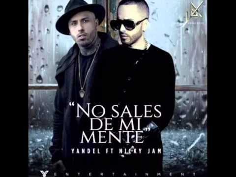 Yandel No Sales De Mi Mente Ft Nicky Jam Reggaeton Trap Carlo Rivera