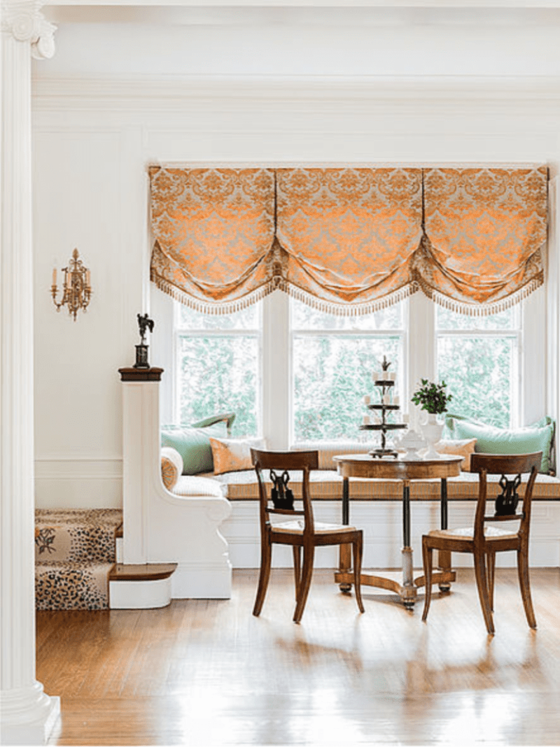 19th Century Drawing Room: A Graciously Restored 19th Century Colonial Revival
