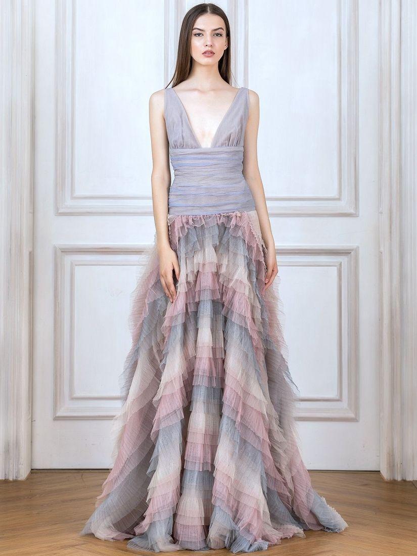 Bronx And Banco Amelia Ruffle Dress Multi Dresses Shop Splash Www Shopsplash Com Ruffle Dress Dresses Fashion