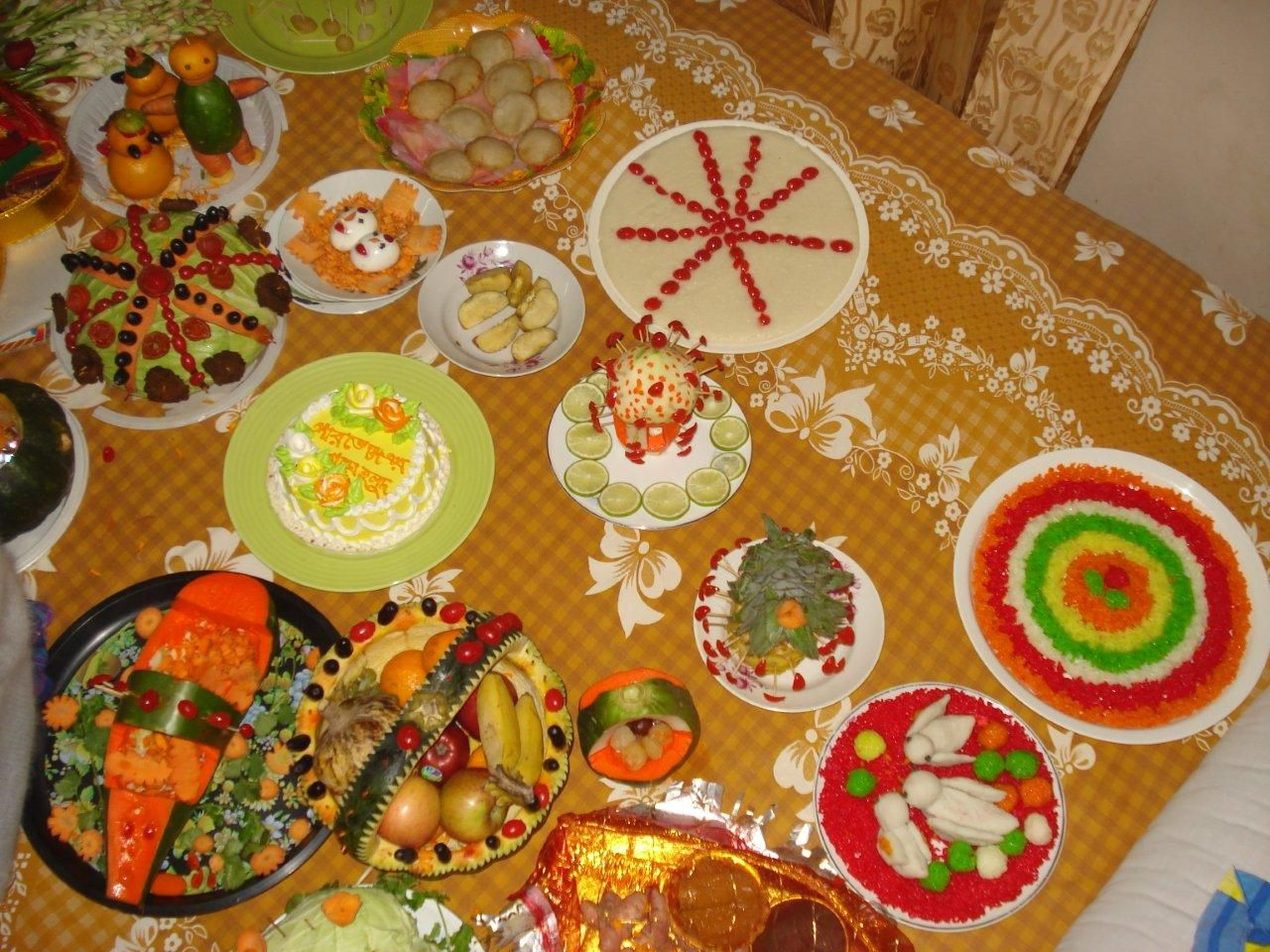 Gaye Holud Fruit Decoration Google Search Inspirations For Later